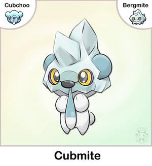 Cubchoo + Bergmite Fusion