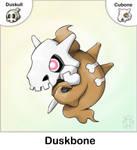 Duskull + Cubone Fusion