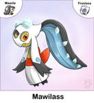 Mawile + Froslass Fusion