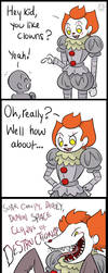 Just another clown fan by Twime777