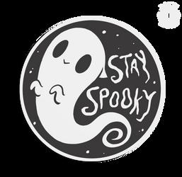 Little Ghost Badge