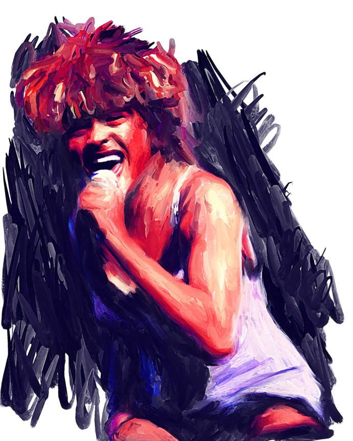 Tina Turner by PhotoLife512