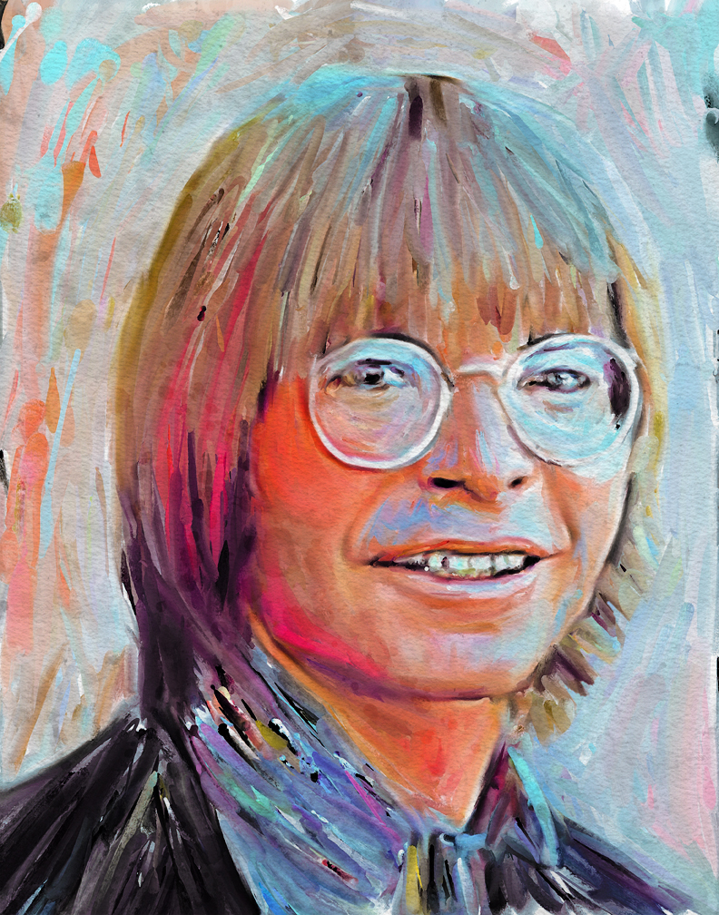 john denver vocal range