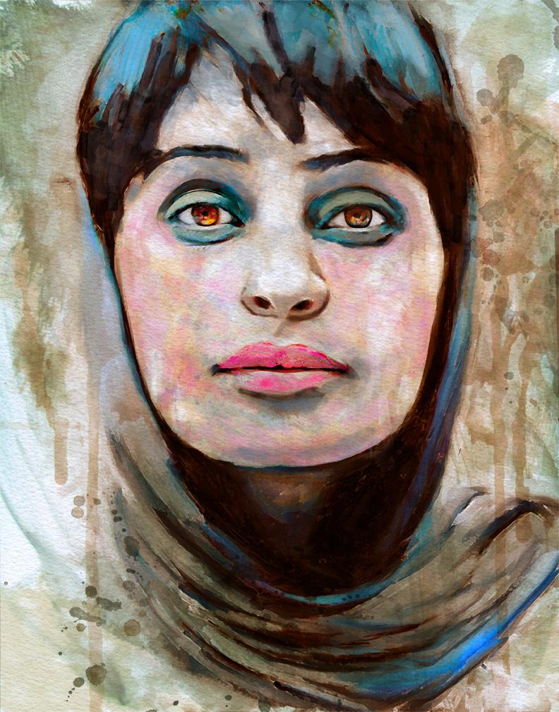 Iranian Woman by PhotoLife512 on DeviantArt  Iranian Woman b...