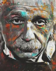 Einstein by PhotoLife512