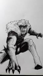 Sabretooth!
