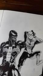 Venom v Spiderman