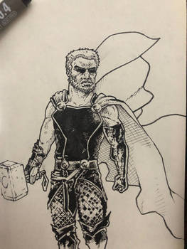 Mighty Thor!
