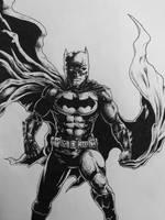 Batman - I am vengeance! by real0bee