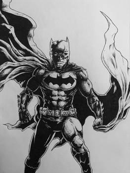 Batman - I am vengeance!