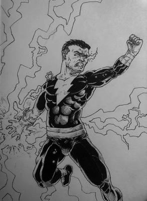 The Fury of Black Adam!