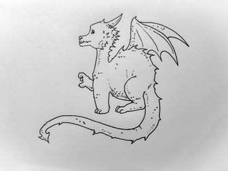 How to: Create a dragon (DA challenge)