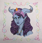 Damera new cross stitch by Damera6