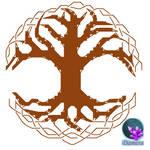 Tree of life pattern by Damera6