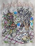 Yllort and Zogran cross stitch Magic by Damera6