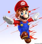 [SFM] - Spinning Mario