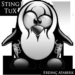 Sting Tux by erdincataberk