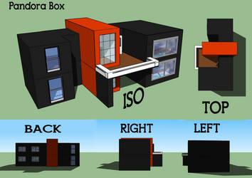 Pandora Box by ILokeCoffee