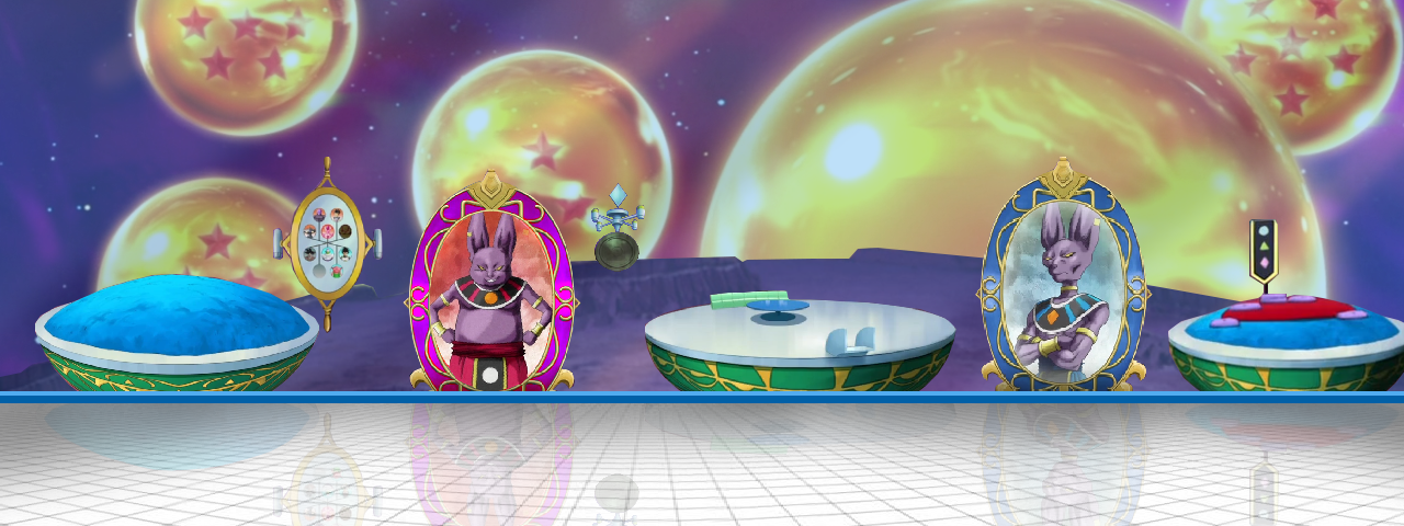 God Tournament Arena Complete by RBM-Kyuubi