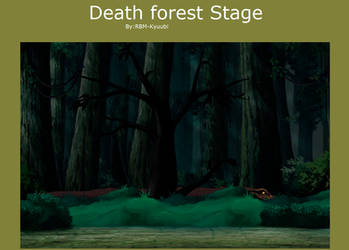 Death forest stage by RBM-Kyuubi