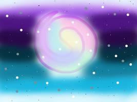 galaxy by laurenngonzalez