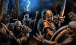 Diablo 2 Blizzard Fan Art