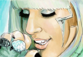 GaGa by sweeneylover18