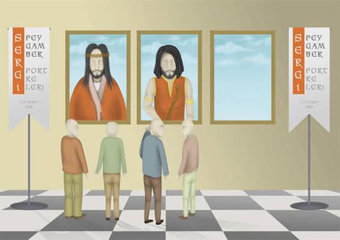 Peygamber portreleri