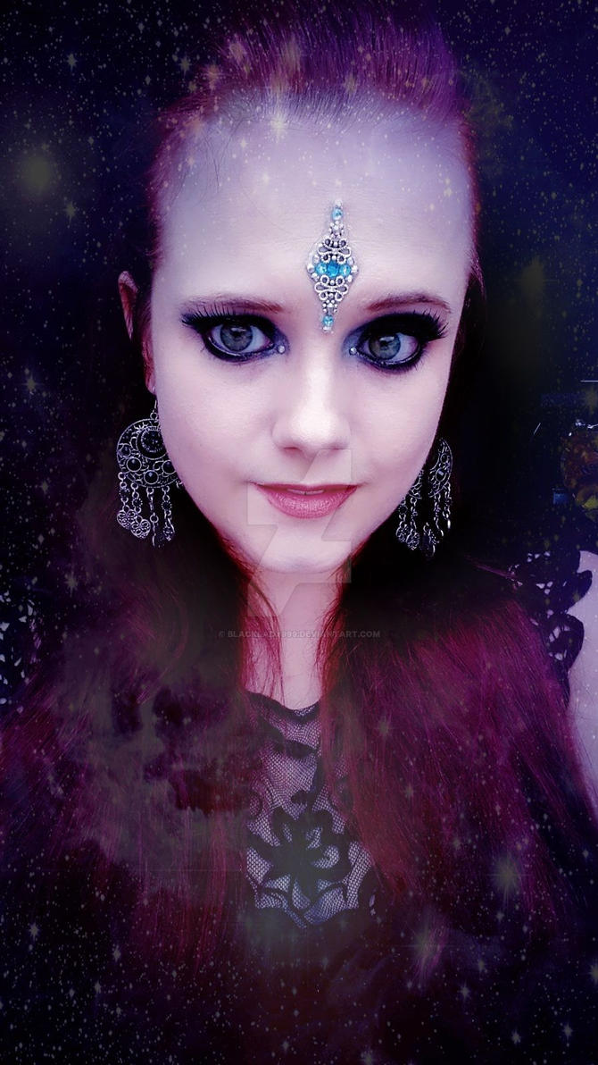 Akasha Shanti II by BlackLady999