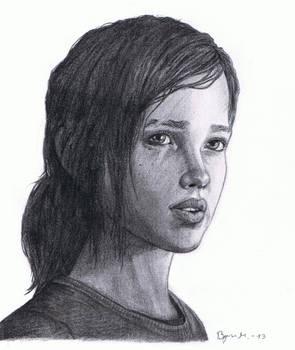 Ellie (The Last of Us) by MarkusBogner