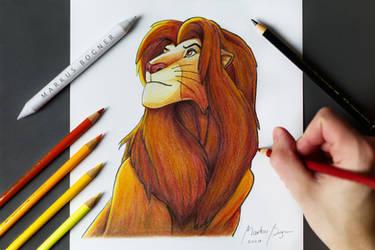 The Lion King (Simba) + YouTube Video