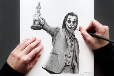 Joker / Joaquin Phoenix + YouTube Video