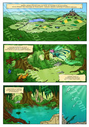 WILD - page 01 by Royal-Flan