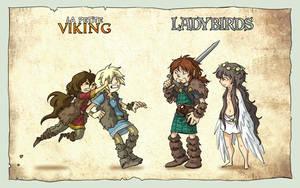 Lady Viking