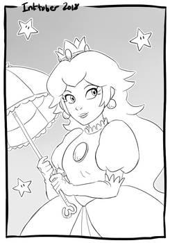 Yolotober #10 : Princess Peach