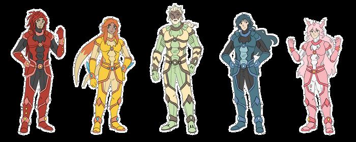 [RP Libre] Power Rangers