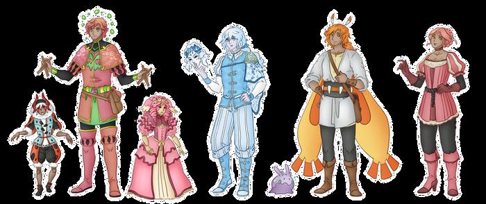 [RP Libre] Ravioli family