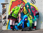 Matryoshka vocaloid cosplay