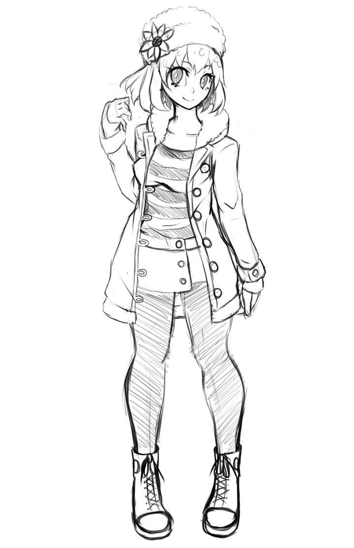 Comm sketch 2 by AzureBladeXIII