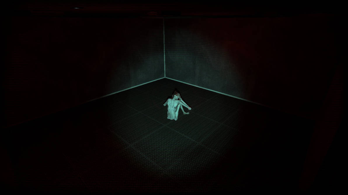 Scp 096 cell