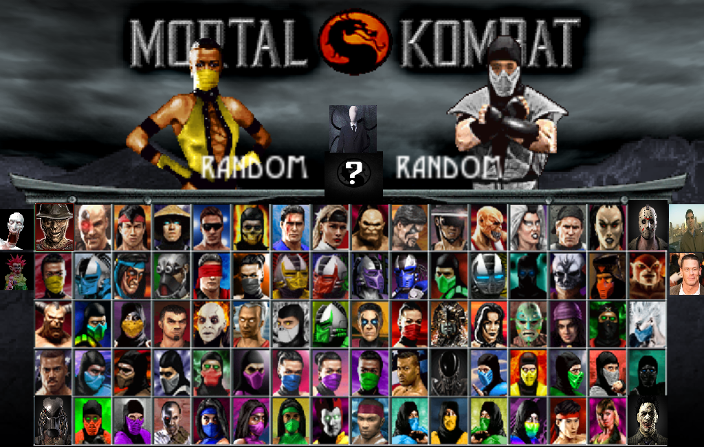 Updated MKP Roster(Original by IceColdWarrior) by SCP-096-2
