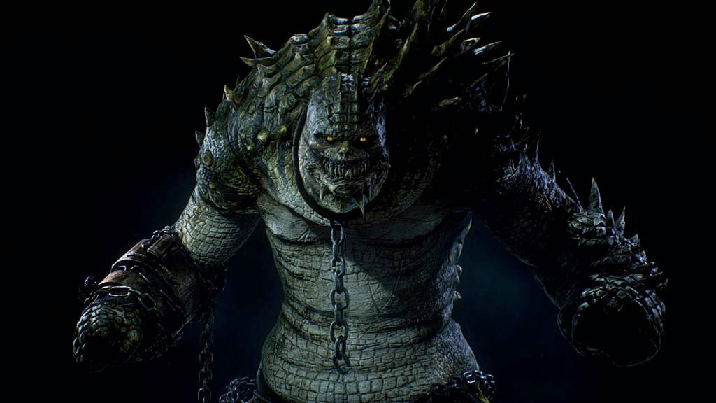 Injustice 2 DLC: Killer Croc by SCP-096-2