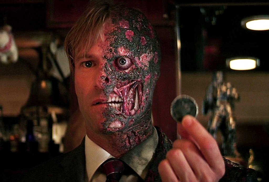 Injustice 2 DLC: Two Face by SCP-096-2