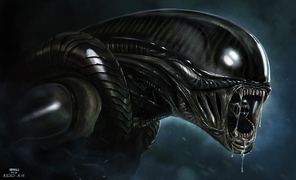 Injustice 2 DLC: Xenomorph by SCP-096-2