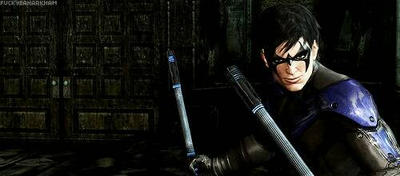 Injustice 2 DLC: Nightwing by SCP-096-2