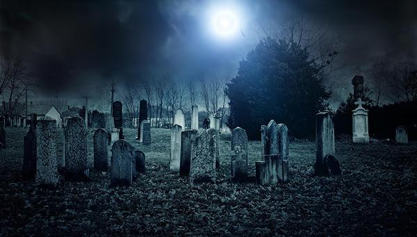 Injustice 2 DLC: Graveyard of Deceased by SCP-096-2