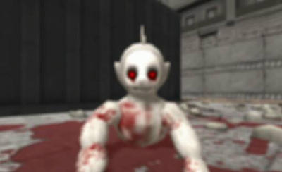 Slendytubbies 3 V.1.21 Idea: Crawler's Home by SCP-096-2