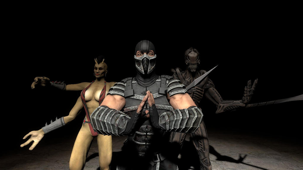 MKX Mobile/IOS V1.16 Kards 2/2 by SCP-096-2