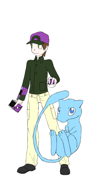 Me in Pokemon Form by SCP-096-2