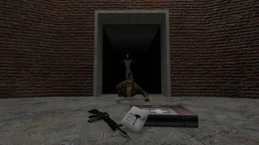 SCP-096's Revenge by SCP-096-2